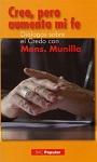 Creo, pero aumenta mi fe: diálogos sobre el Credo con Mons. Munilla