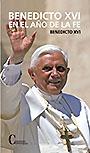 Benedicto XVI en el Año de la Fe