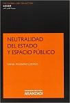 Neutralidad del Estado y espacio público